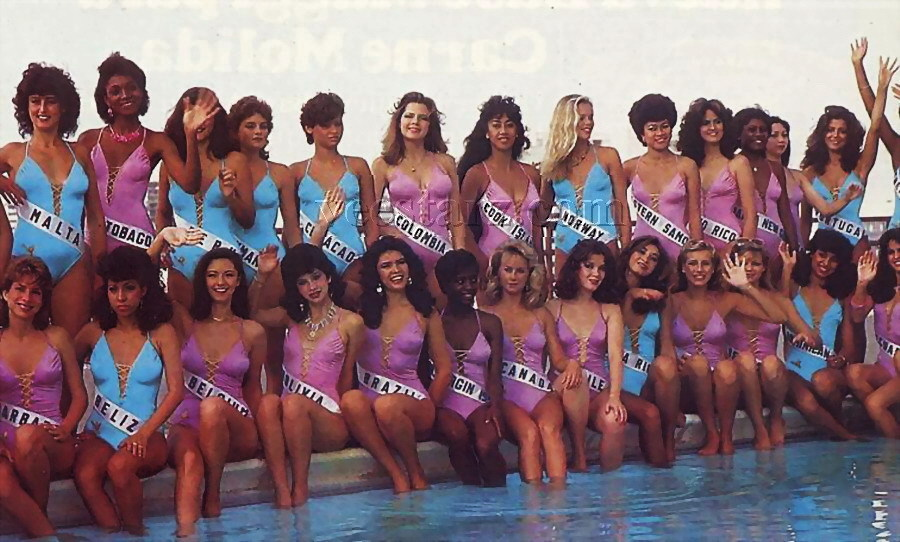 MISS UNIVERSE IN HISTORY! - Page 2 1984muswe03n