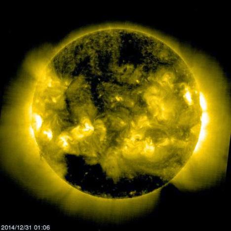 солнце - Ибрагим Хасан - Что происходит на нашем Солнце? Sunmissing