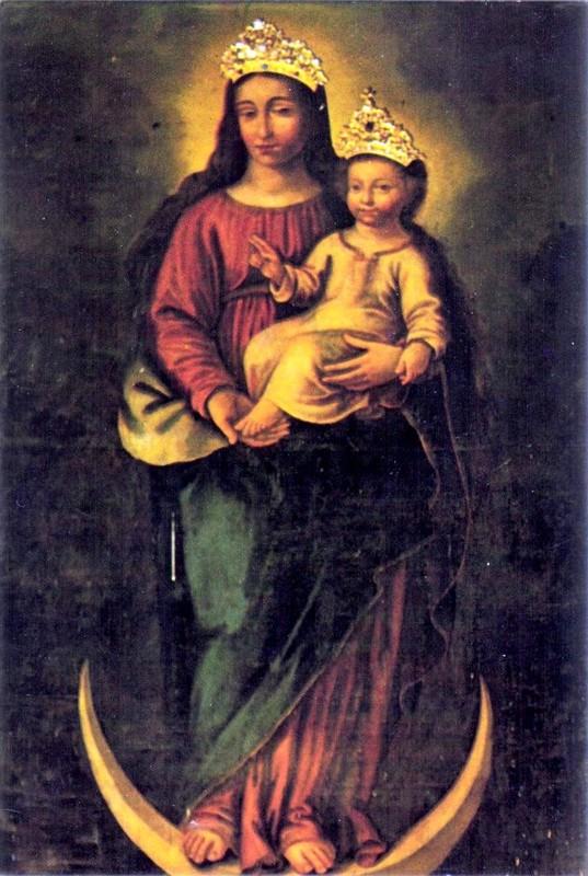Apparition à Cotignac 1519 Corignac