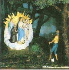 Apparition à Cotignac 1519 Cotignac_apparition