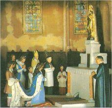 Apparition à Cotignac 1519 Cotignac_louis14_2