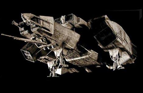 Las naves más molonas de las pelis y series de Sci-fi Nostromo_B