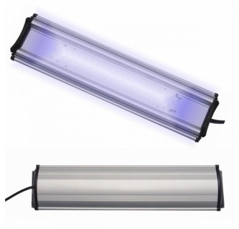 Projet d'aquarium 400L Lumivie-rampe-led-25w-blanc-bleu-150cm