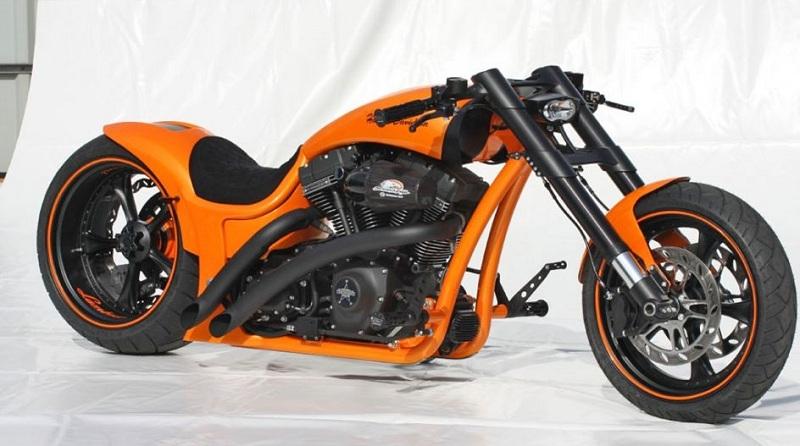800 VN - de Fyx, remise en etat et le projet Show_bike