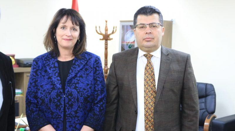 MP Bashar al-Kiki meets with the Vice-President of the American Commission on Freedom of Religion %D8%A8%D8%B4%D8%A7%D8%B1-%D9%88%D9%88%D9%81%D8%AF-%D8%A7%D9%84%D9%85%D9%81%D9%88%D8%B6%D9%8A%D8%A9-800x445