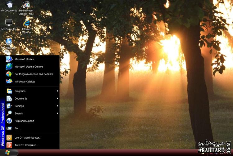 احدث نسخ 2012 Windows XP Professional Full Pure SP3 January بحجم 643 ميجا Arabhard13271789222