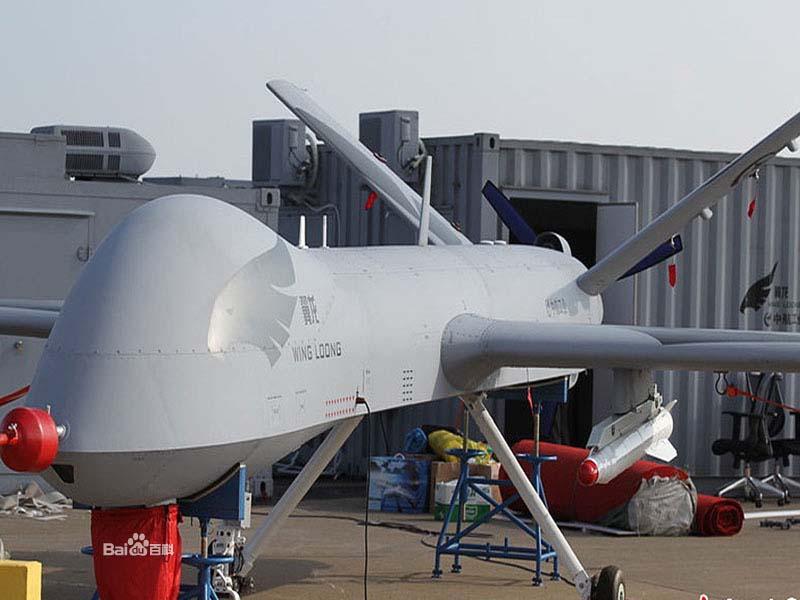 طائرة إيلونغ الصينية بدون طيار F201306181539331441319482