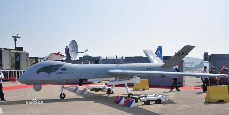 طائرة إيلونغ الصينية بدون طيار F201306181539331863327688