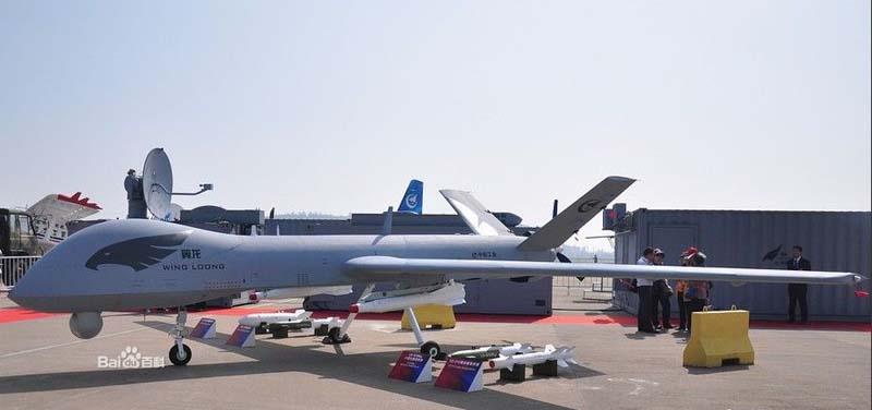طائرة إيلونغ الصينية بدون طيار F201306181539332382185643