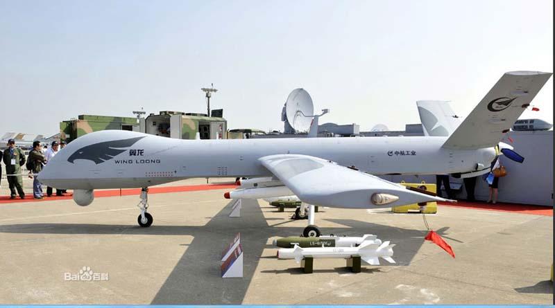 طائرة إيلونغ الصينية بدون طيار F201306181539332514694816