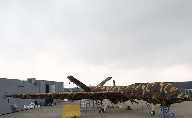 طائرة إيلونغ الصينية بدون طيار F201306181540121121427015