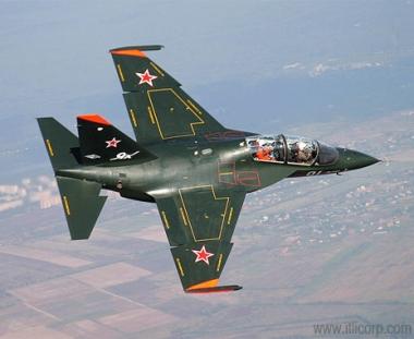 """صحيفة: روسيا توقع عقدا مع سورية لتوريد طائرات من طراز """"ياك -130 """" 30355"""