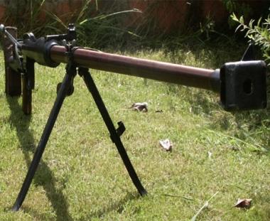 """بندقية دغتيريوف المضادة للدبابات من طراز """"بي تي ار دي"""" 41437"""