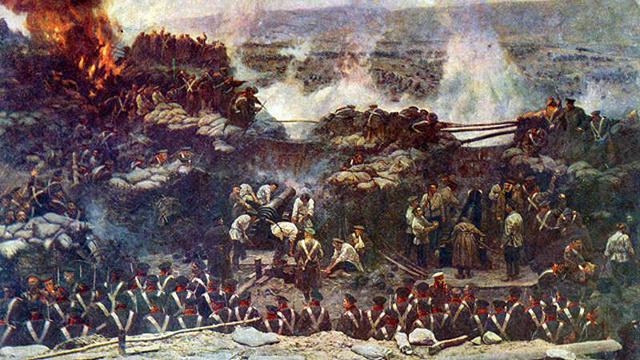 أهمية شبه جزيرة القرم العسكرية  لروسيا عبر التاريخ 694343