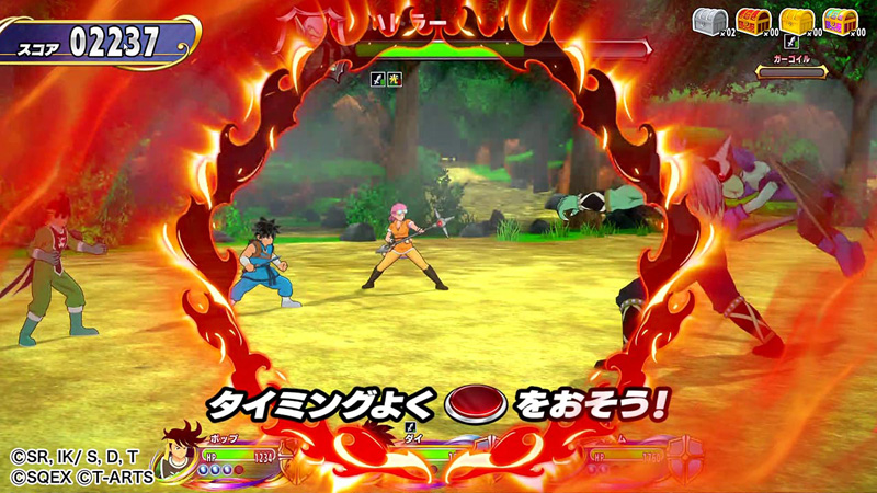 Dragon Quest no Daibōken Xross Blade Dqxb_10