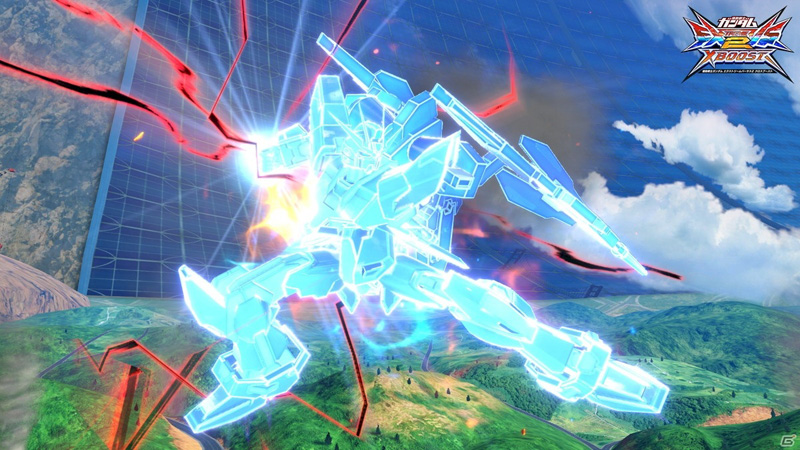 Mobile Suit Gundam Extreme Vs. 2 XBoost Exvs2xb_13