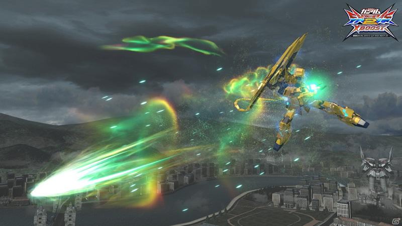 Mobile Suit Gundam Extreme Vs. 2 XBoost Exvs2xb_14