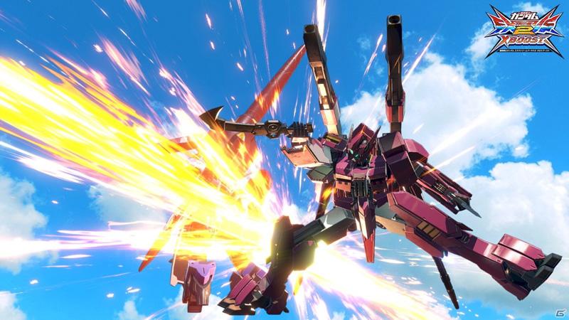 Mobile Suit Gundam Extreme Vs. 2 XBoost Exvs2xb_16