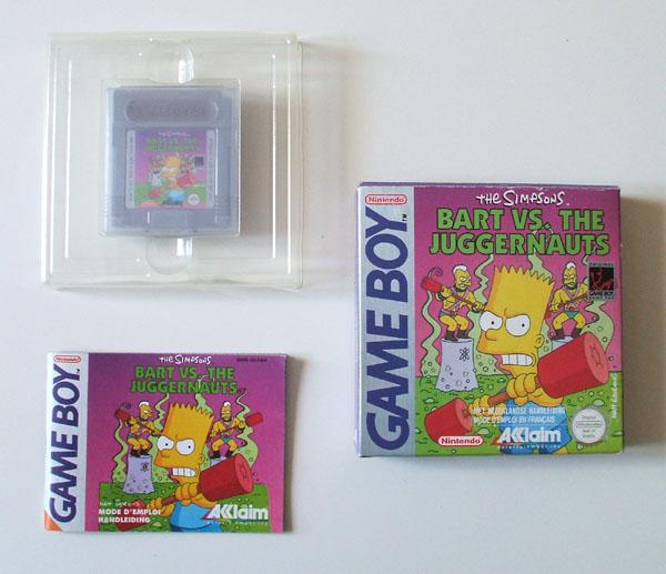 Petite collection Game Boy FR (jeu set et match) - Page 3 Bart