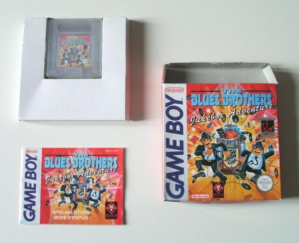 Petite collection Game Boy FR (jeu set et match) - Page 4 Blues