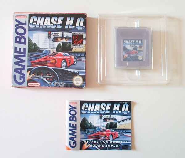 Petite collection Game Boy FR (jeu set et match) Chasehq
