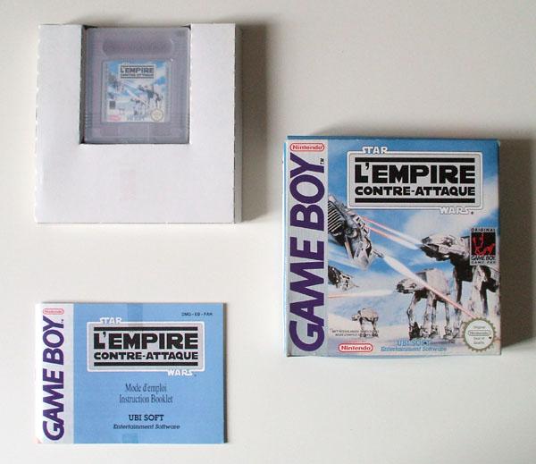 Petite collection Game Boy FR (jeu set et match) - Page 3 Empire