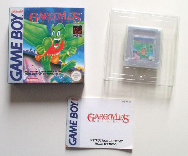 Petite collection Game Boy FR (jeu set et match) - Page 2 Gargoyles
