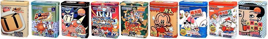 metal box gameboy Gb-tinbox