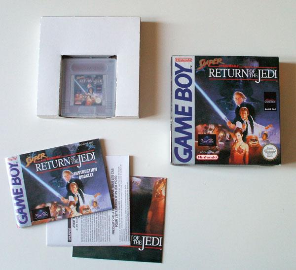 Petite collection Game Boy FR (jeu set et match) - Page 3 Jedi