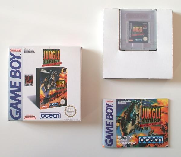 Petite collection Game Boy FR (jeu set et match) - Page 3 Jungle_strike