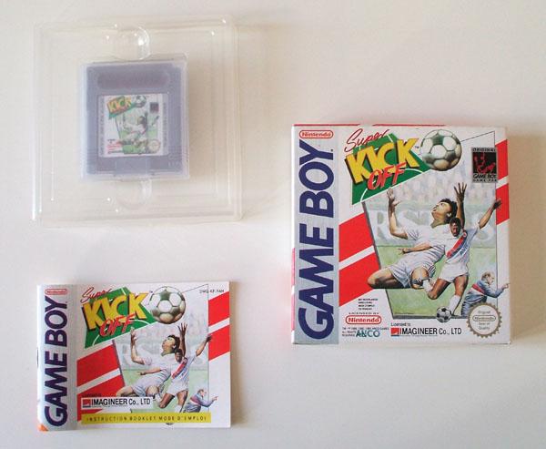 Petite collection Game Boy FR (jeu set et match) - Page 2 Kick