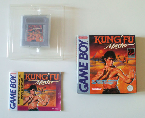 Petite collection Game Boy FR (jeu set et match) - Page 2 Kungfu