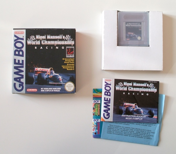 Petite collection Game Boy FR (jeu set et match) - Page 3 Manselll