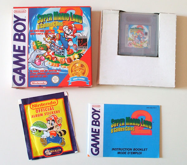 Petite collection Game Boy FR (jeu set et match) Mario2