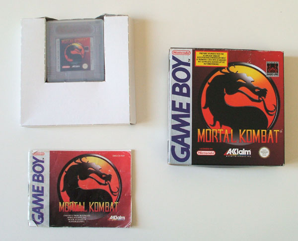 Petite collection Game Boy FR (jeu set et match) - Page 2 Mortal