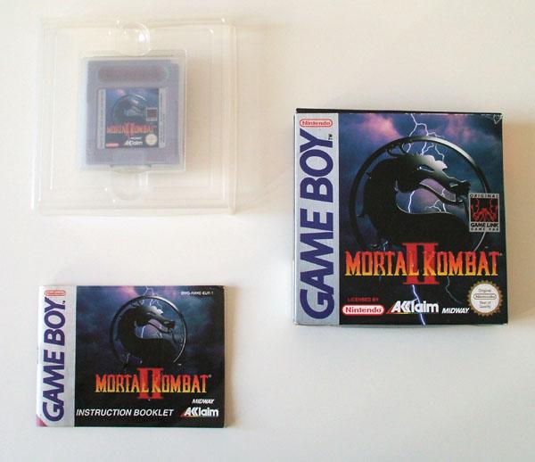 Petite collection Game Boy FR (jeu set et match) - Page 2 Mortal2