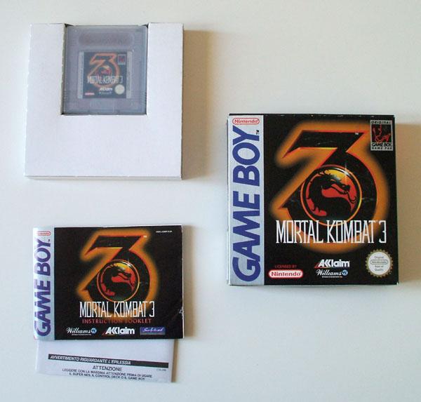 Petite collection Game Boy FR (jeu set et match) - Page 2 Mortal3