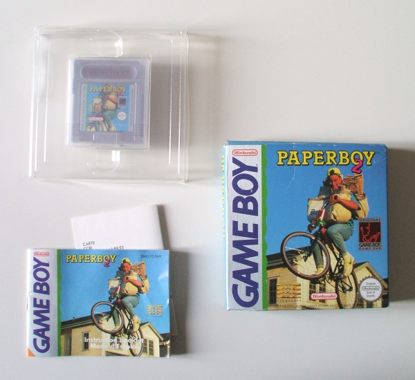 Petite collection Game Boy FR (jeu set et match) - Page 4 Paperboy2