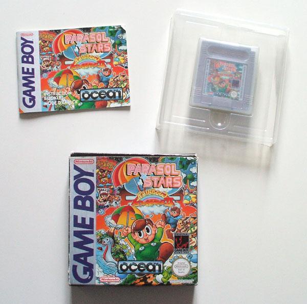 Petite collection Game Boy FR (jeu set et match) - Page 2 Parasol