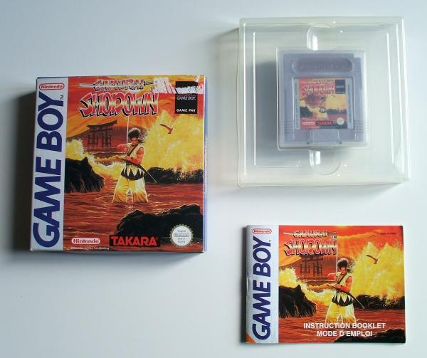 Petite collection Game Boy FR (jeu set et match) - Page 4 Samurai