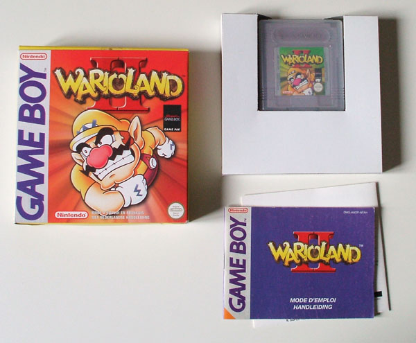 Petite collection Game Boy FR (jeu set et match) Warioland2