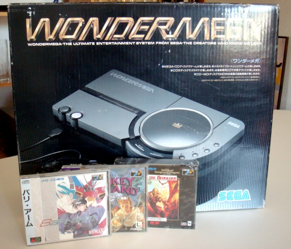 [ Jhabu ] PC Engine et MVS - Nouvelle venue Wondermega