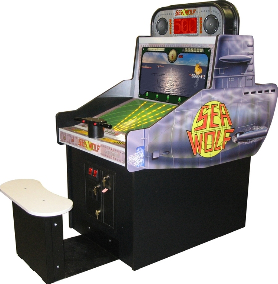 What are your favorite arcade games? Seawolf2
