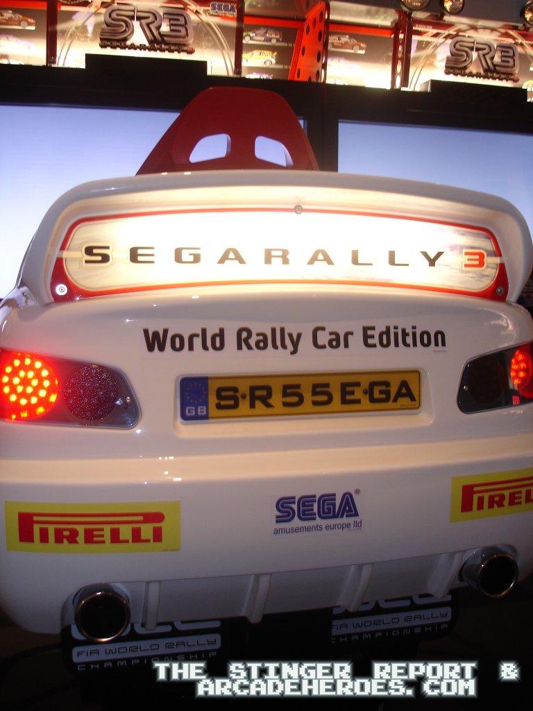Sega Rally 3 Sr3e
