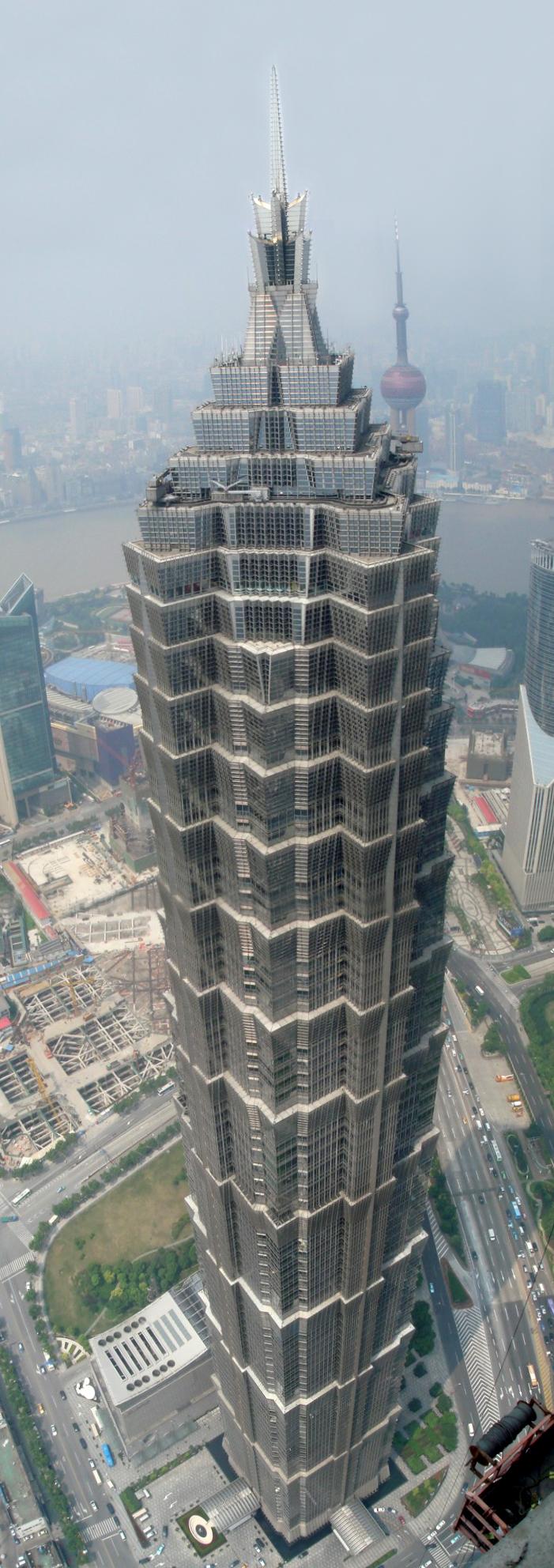 Najviši neboderi svijeta Jin-mao-tower-05