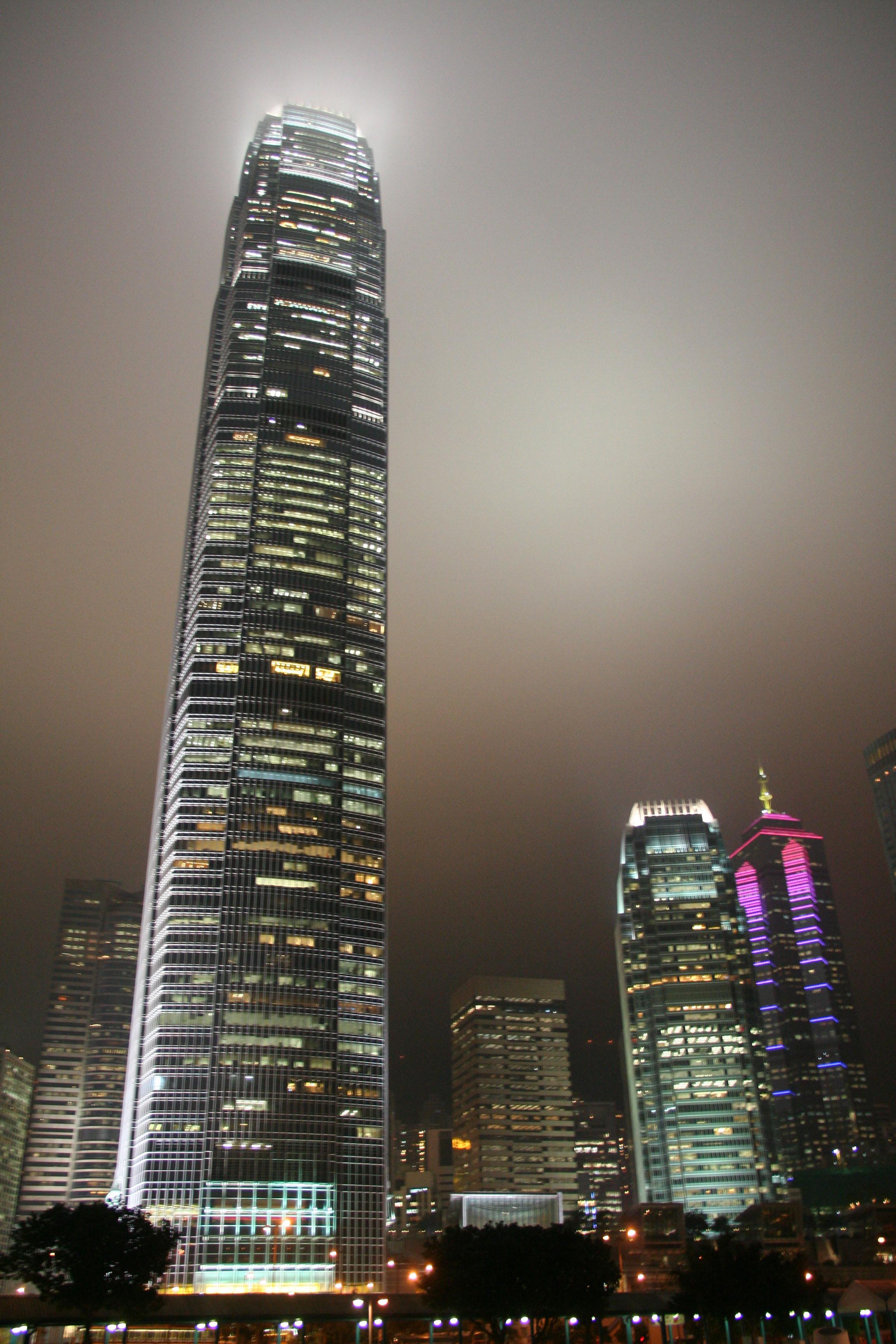 Najviši neboderi svijeta 2-International-Finance-Centre