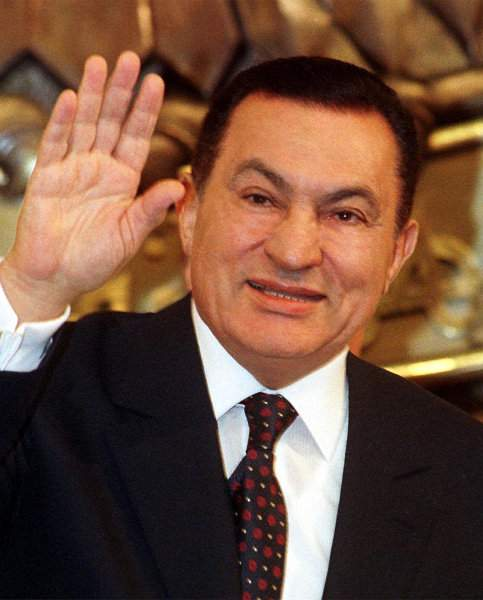 PRESIDENT MUBARAK - Into the hands of Egypt's last dictator! Mubarak_