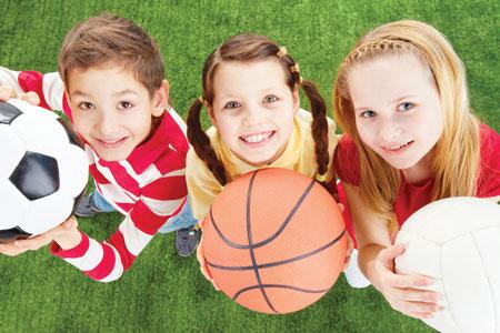 الأطفال والرياضة..   Health1.741634