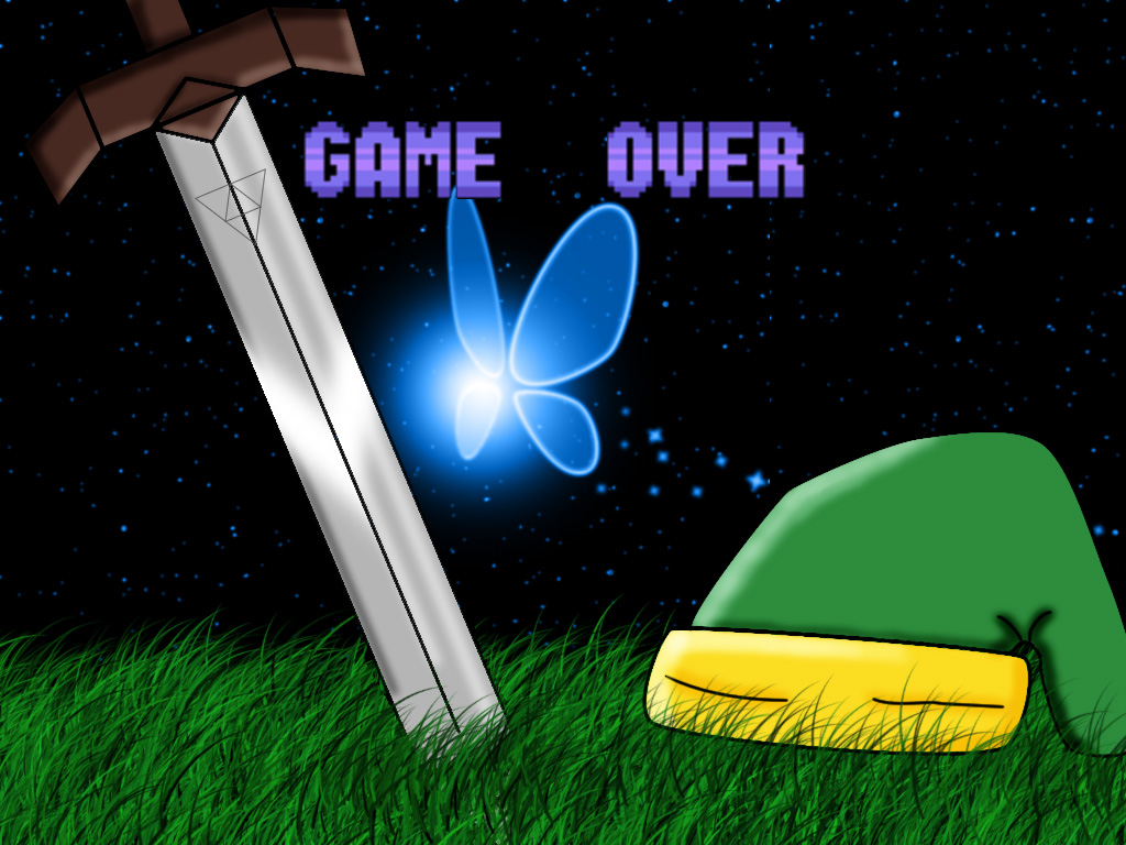 Game over pour de bon! Gameover