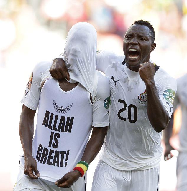 فَوَضَى . .|مَشَآأإعَرْ |. . - صفحة 2 Fifa-banned-praising-allah